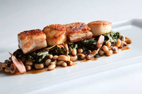 Sauteed Scallops And Swiss Chard Recipes — Dishmaps